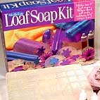 Flower Loaf Soap Kit gift