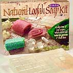 loofah soap kit gift