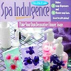 spa indulgence liquid & bar flower kit gift